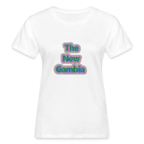 The Nwe Gambia - Women's Organic T-Shirt