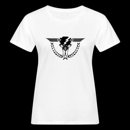 Logo Helushka - T-shirt ecologica da donna