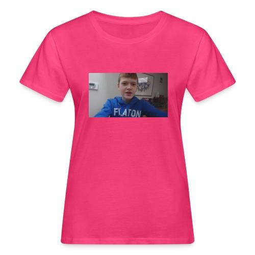 roel t-shirt - Vrouwen Bio-T-shirt