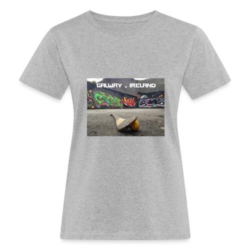 GALWAY IRELAND BARNA - Women's Organic T-Shirt