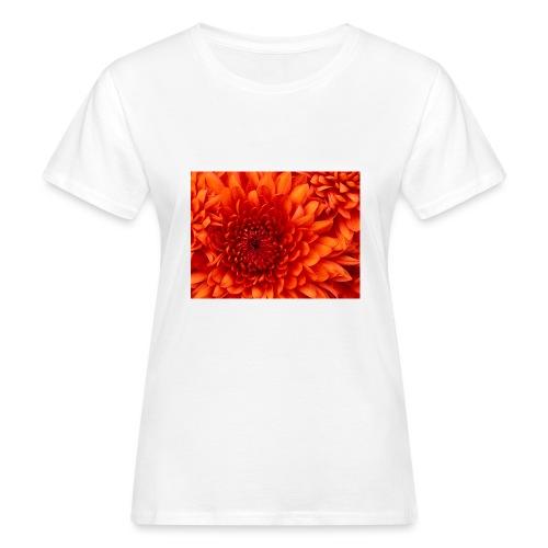 Chrysanthemum - Vrouwen Bio-T-shirt