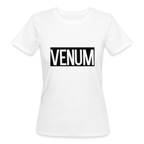 VENUM ORIGINAL WHITE EDITION. - Women's Organic T-Shirt