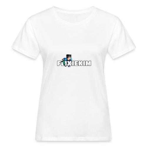 Flixiekim - Ekologisk T-shirt dam