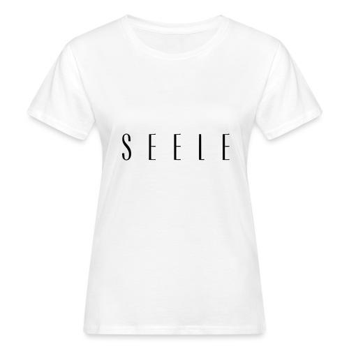 SEELE - Text Cap - Naisten luonnonmukainen t-paita