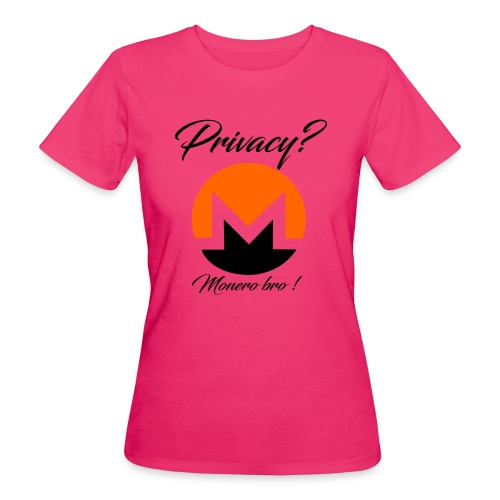 Moneroooo - T-shirt bio Femme