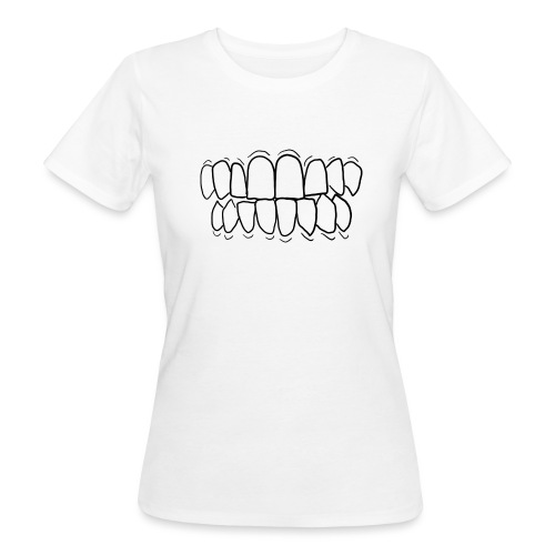 TEETH! - Women's Organic T-Shirt