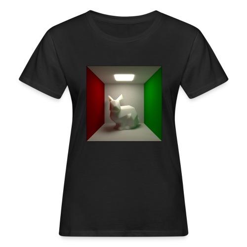 Bunny in a Box - Women's Organic T-Shirt