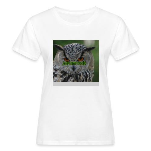 JohannesB lue - Økologisk T-skjorte for kvinner