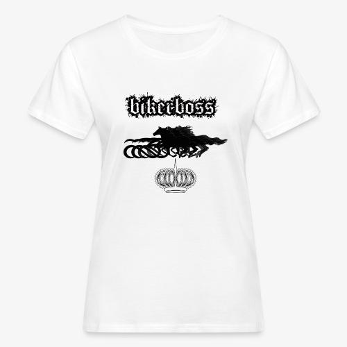 horsebiker - T-shirt bio Femme