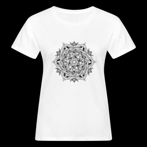 Mandala - T-shirt ecologica da donna