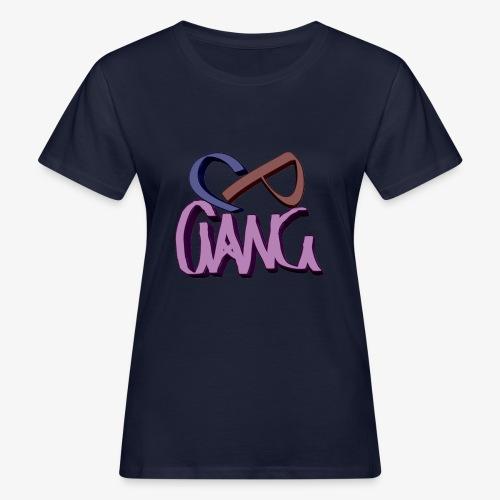 CP-GANG - Naisten luonnonmukainen t-paita