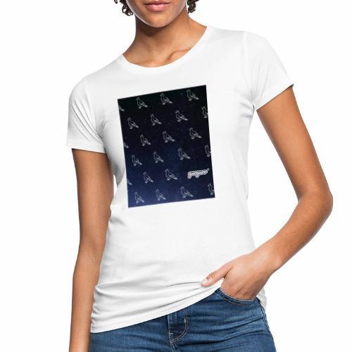 pigeonarmay in space - Frauen Bio-T-Shirt