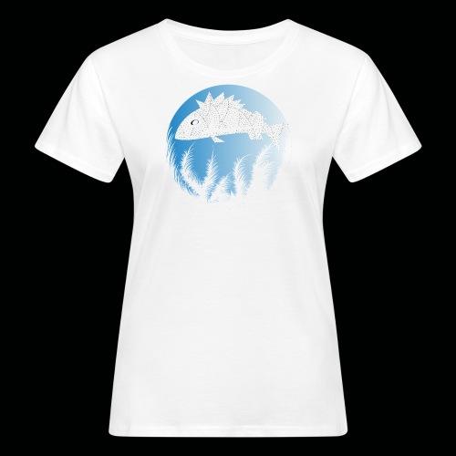 Fisch - Frauen Bio-T-Shirt
