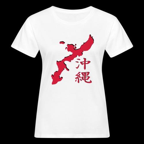 okinawa_05 - Frauen Bio-T-Shirt