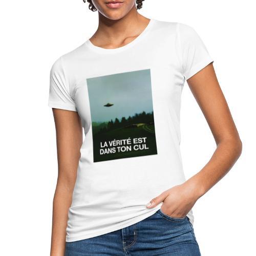 LA VÉRITÉ - T-shirt bio Femme