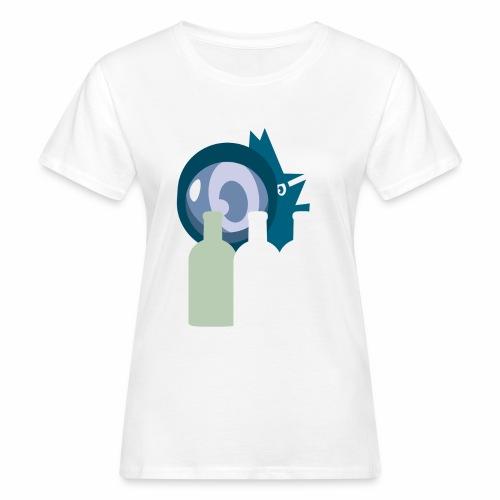 Systembevakningsagenten - Ekologisk T-shirt dam