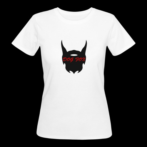 Dogfox Devil - Frauen Bio-T-Shirt