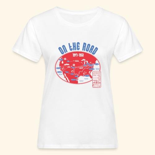 TShirtOntheRoad copy - Camiseta ecológica mujer