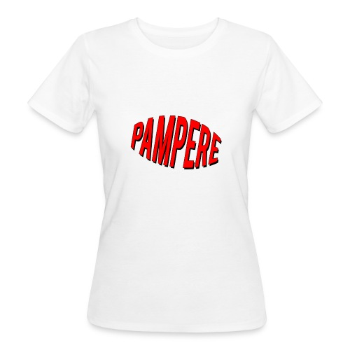 pampere - Ekologiczna koszulka damska
