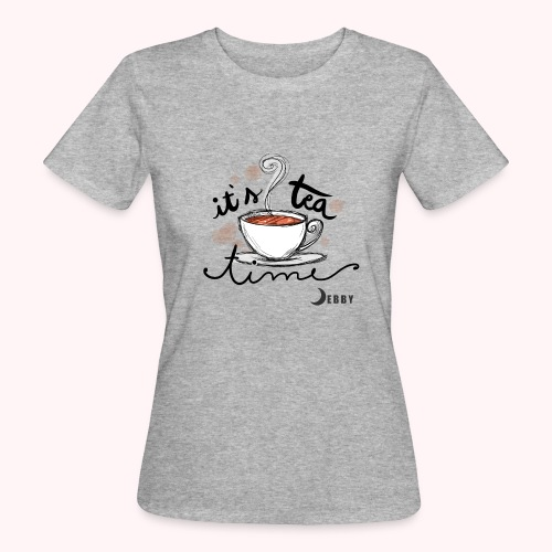 ITS TIME TIME DEBBY - 🍂FALL COLLECTION by DEBBY🍁 - T-shirt ecologica da donna