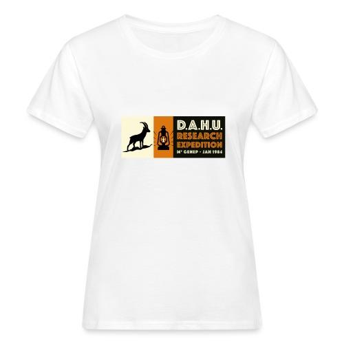 Expedition Chasse au Dahu - T-shirt bio Femme