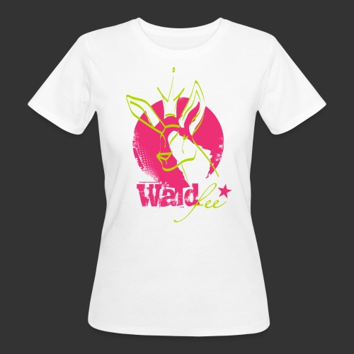Waldfee - Frauen Bio-T-Shirt