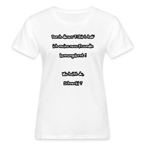 Schnucki - Frauen Bio-T-Shirt