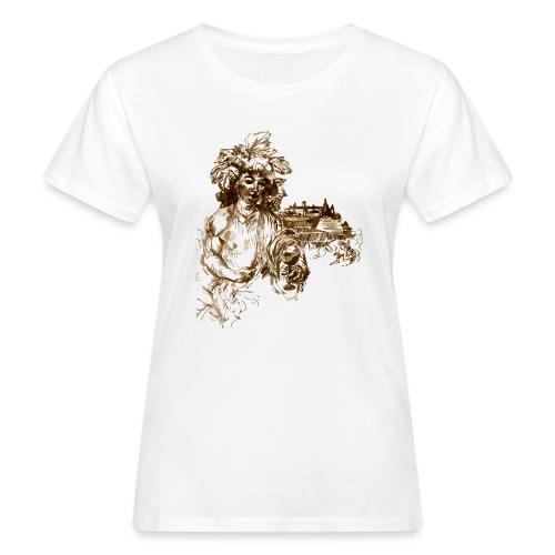 Bacchus 010 - Frauen Bio-T-Shirt