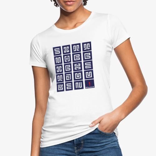 SittMocciche - T-shirt ecologica da donna