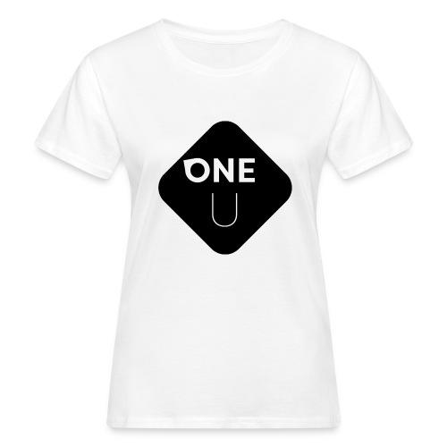 One U - Bottom - Ekologisk T-shirt dam