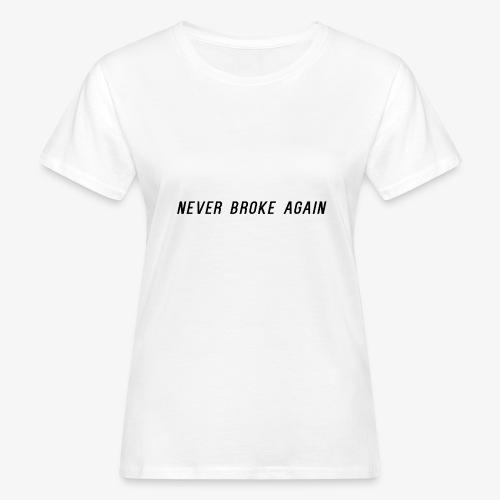 Black logo - T-shirt bio Femme