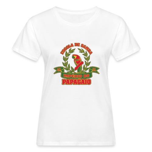 Papagaio logo - Naisten luonnonmukainen t-paita