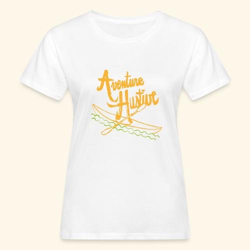 LogoTypo Kayak 04 - T-shirt bio Femme