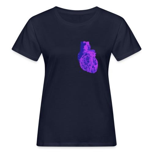 Neverland Heart - Women's Organic T-Shirt