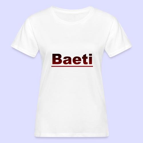 Baeti - Vrouwen Bio-T-shirt