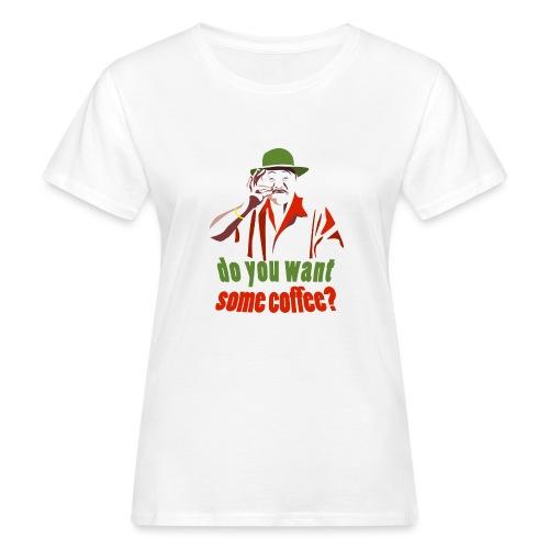 some coffee? - T-shirt ecologica da donna