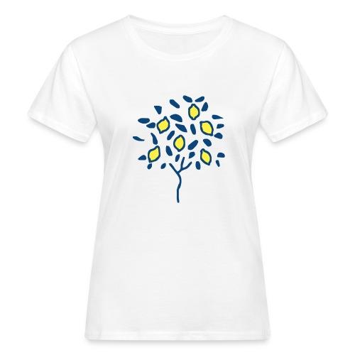 Citron - T-shirt bio Femme