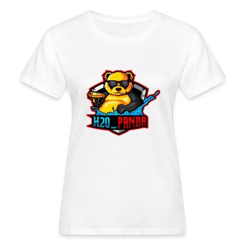 Pandas Loga - Ekologisk T-shirt dam