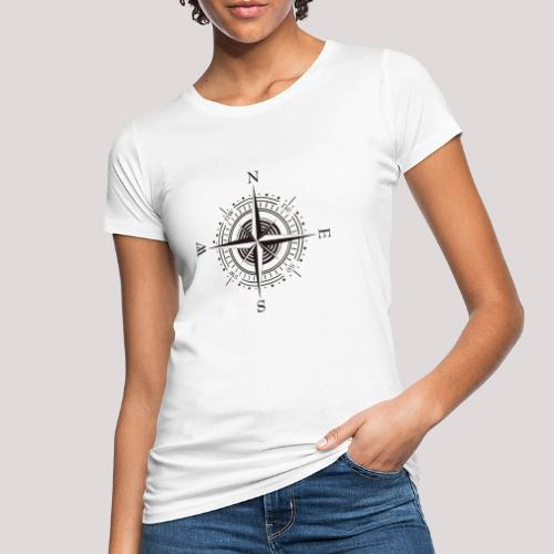 Windrose - Frauen Bio-T-Shirt