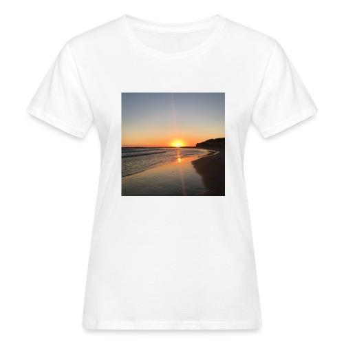 coucher de soleil - T-shirt bio Femme