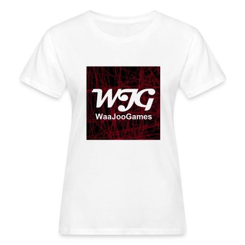 T-shirt WJG logo - Vrouwen Bio-T-shirt