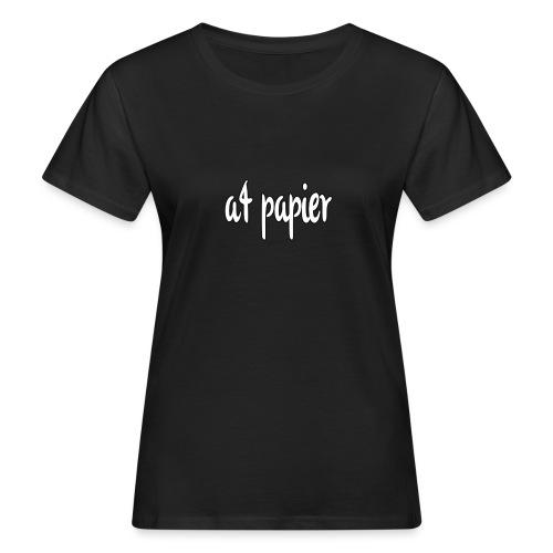 A4Papier - Vrouwen Bio-T-shirt