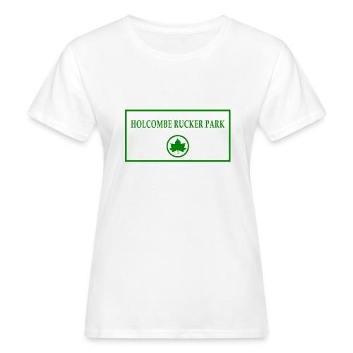 RuckerPark - T-shirt ecologica da donna