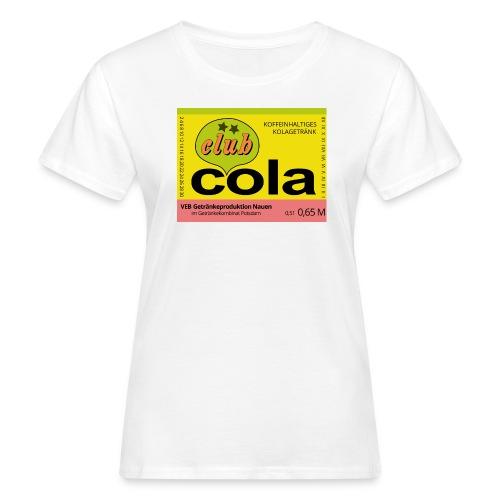 VEB Getränkeproduktion Nauen - Frauen Bio-T-Shirt