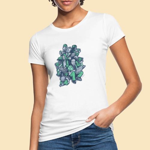 VUE - Frauen Bio-T-Shirt