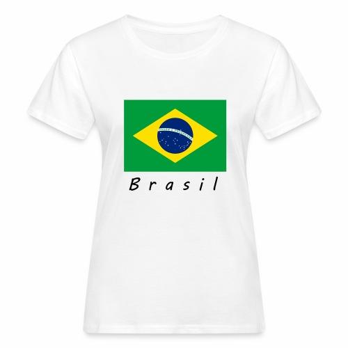 Brasil - Frauen Bio-T-Shirt