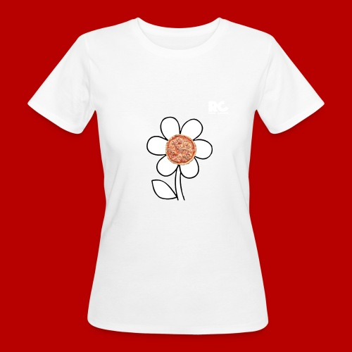 Pizzaflower Edition - Frauen Bio-T-Shirt