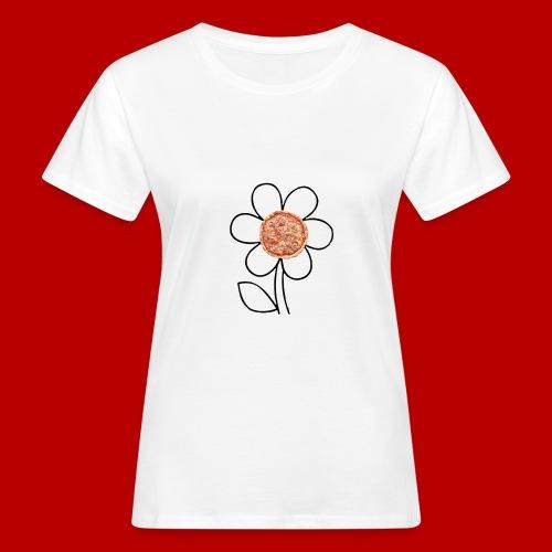 Pizzaflower Edition - Frauen Bio-T-Shirt