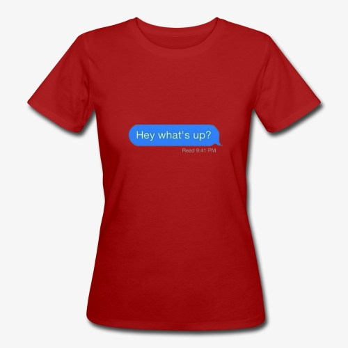 READAT - Women's Organic T-Shirt