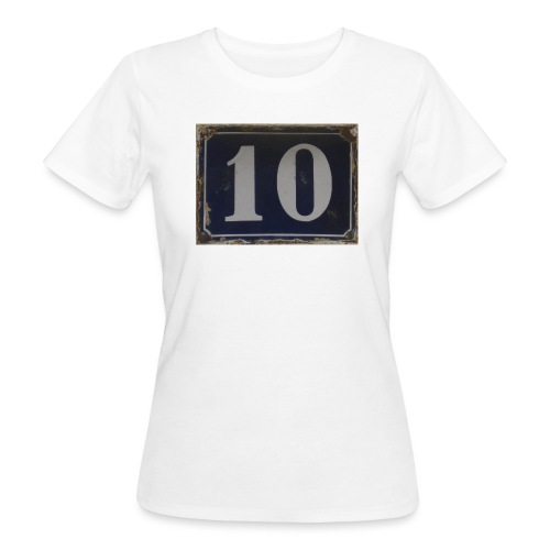 Walter Benjamin - Frauen Bio-T-Shirt